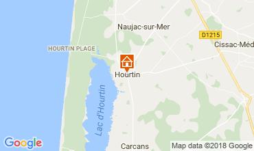 Kaart Bordeaux Bungalow 114139