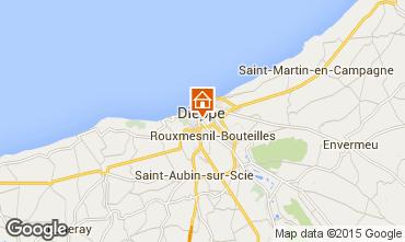 Kaart Dieppe Huis 22442