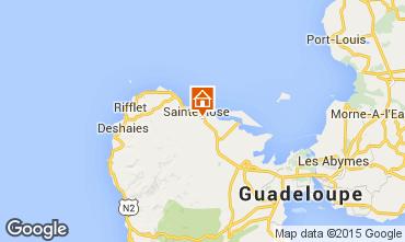Kaart Sainte Rose Vakantiehuis 29670