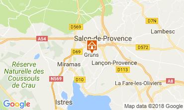Kaart Grans Villa 114332