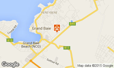 Kaart Grand Baie Villa 67176