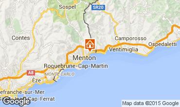 Kaart Menton Studio 74211
