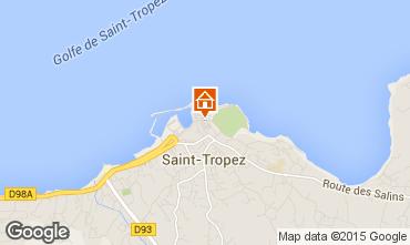 Kaart Saint Tropez Huis 5673