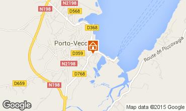 Kaart Porto Vecchio Appartement 82380