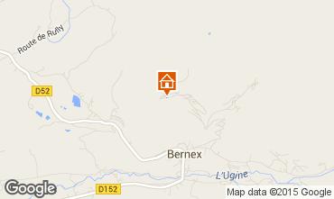 Kaart Bernex Huis 4881