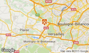 Kaart Versailles Vakantiehuis 15412