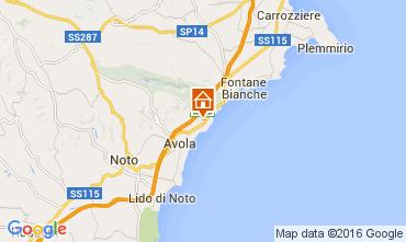 Kaart Avola Villa 104217