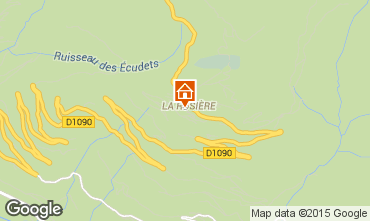 Kaart La Rosière 1850 Studio 2476