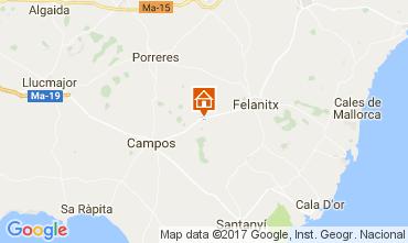 Kaart Campos Villa 111379