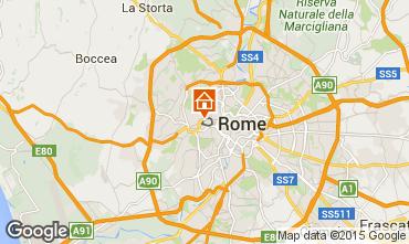 Kaart Rome Appartement 68970