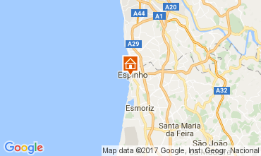 Kaart  Appartement 108866