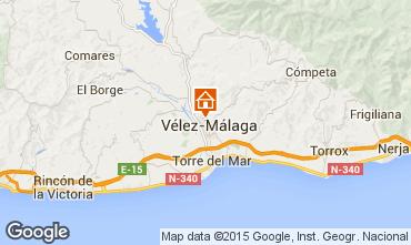 Kaart Vélez Málaga Huis 49537