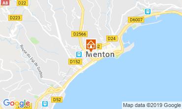 Kaart Menton Studio 118636