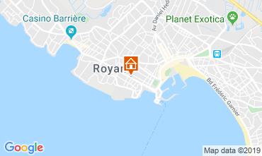 Kaart Royan Appartement 102510