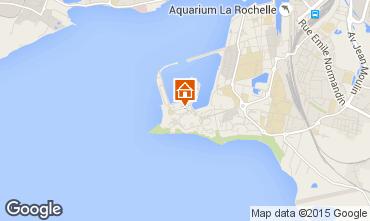 Kaart La Rochelle Appartement 82834