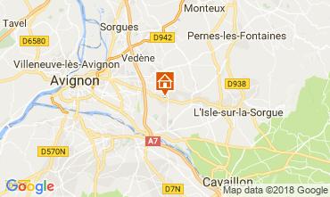 Kaart Avignon Huis 114143