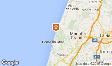 Kaart São Pedro de Moel Huis 85021