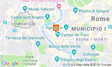Kaart Rome Appartement 116748