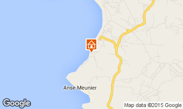 Kaart Sainte Anne (Martinique) Studio 97684