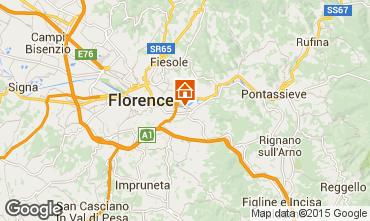 Kaart Florence Appartement 13974