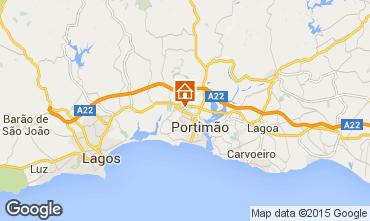 Kaart Portimão Appartement 74093