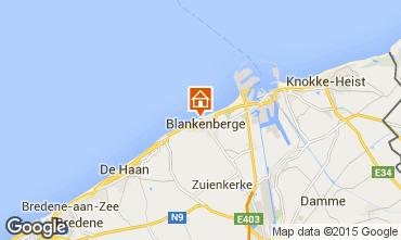 Kaart Blankenberge Studio 95847