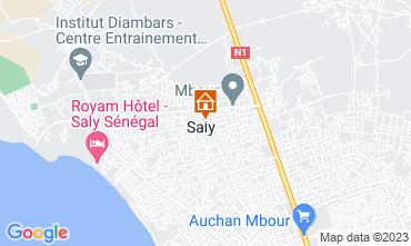 Kaart Saly Villa 40814