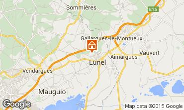 Kaart Lunel Villa 99479