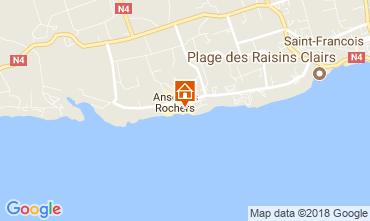 Kaart Saint Francois Studio 114645