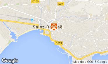 Kaart Saint Raphael Appartement 91064