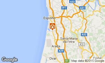 Kaart Porto Appartement 86422