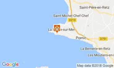 Kaart Préfailles Huis 113584