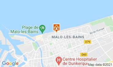 Kaart Malo Les Bains Studio 77972