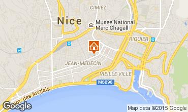 Kaart Nice Appartement 87627