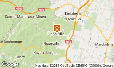 Kaart Ribeauvillé Appartement 79825