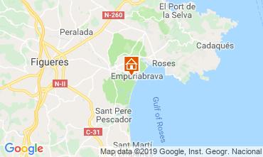 Kaart Rosas Huis 8284