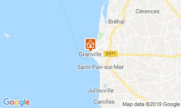 Kaart Granville Huis 118169