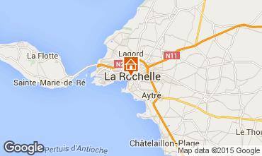 Kaart La Rochelle Appartement 84130
