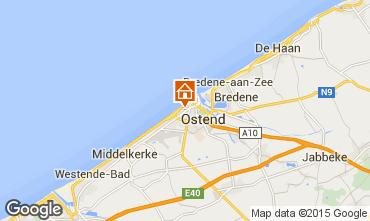 Kaart Oostende Studio 94442