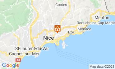 Kaart Nice Appartement 99697