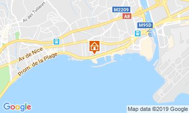 Kaart Nice Appartement 117475