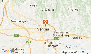 Kaart Verona Appartement 89824