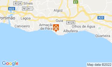 Kaart Albufeira Appartement 112861