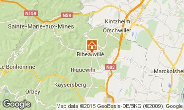 Kaart Ribeauvillé Appartement 70208