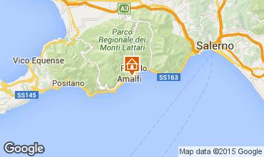 Kaart Amalfi Huis 24852