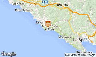 Kaart Monterosso al Mare Studio 61490