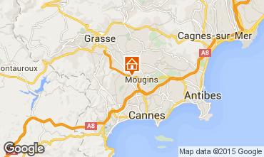 Kaart Cannes Appartement 84021