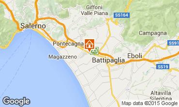 Kaart Salerno Appartement 58753