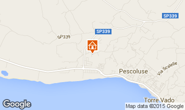 Kaart Pescoluse Villa 72212