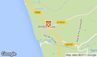 Kaart Ambleteuse Appartement 97622